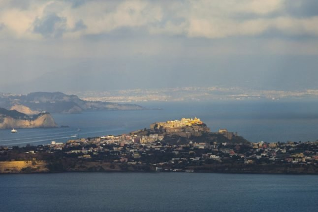 Procida becomes first island to win Italy's capital of culture