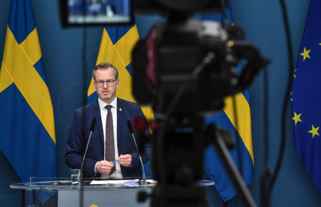 Today in Sweden: A round-up of the latest news on Monday