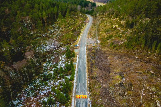 IN PICTURES: Sweden closes 1,600 kilometre border with Norway