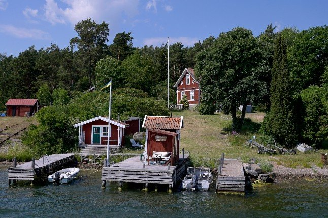 What will happen to Sweden's property market in 2021?