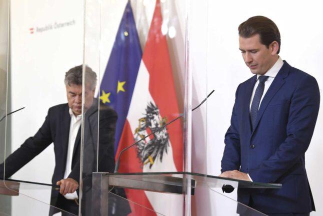 Austria's economy sees biggest slump in European Union