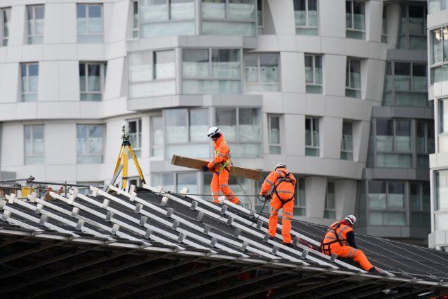 Why Switzerland's economy is on the up despite the coronavirus pandemic