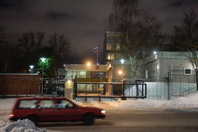 Swedish tech consultant charged with spying for Russia