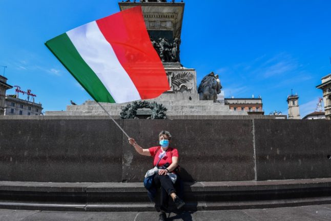 Is Italy's crisis-hit economy set to improve in the coming months?