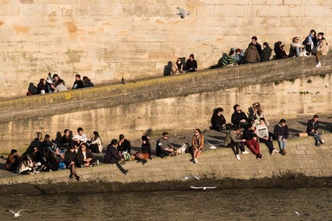 Weekend lockdown in Paris would be 'inhumane', says mayor Hidalgo