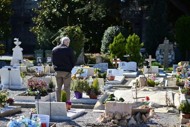 More people died in Italy in 2020 than in any year since World War II
