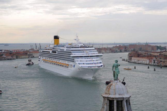 Italian cruises won't restart until May due to latest lockdown, says Costa Cruises