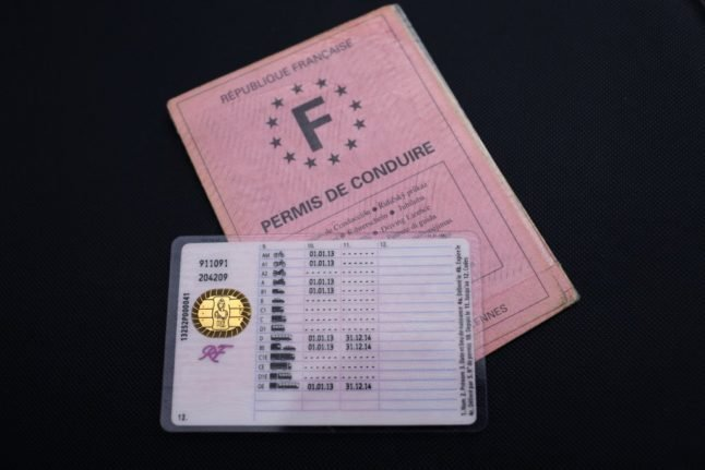 Brits in France: Tell us your driving licence situation