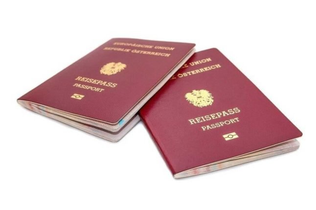 New rules for Austrian nationals travelling to UK from October