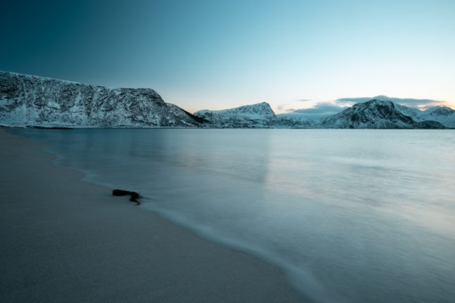 'Out of this world': Norwegian beach named 'best in Europe'