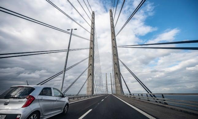 Öresund Bridge set to get new permanent speed cameras