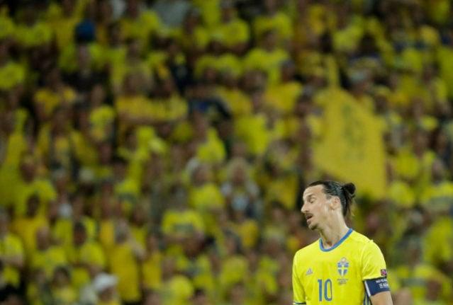 Zlatan Ibrahimovic to make international comeback