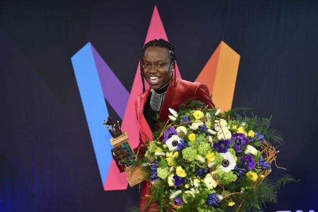 From child refugee to pop singer: Meet Sweden's 2021 Eurovision entrant