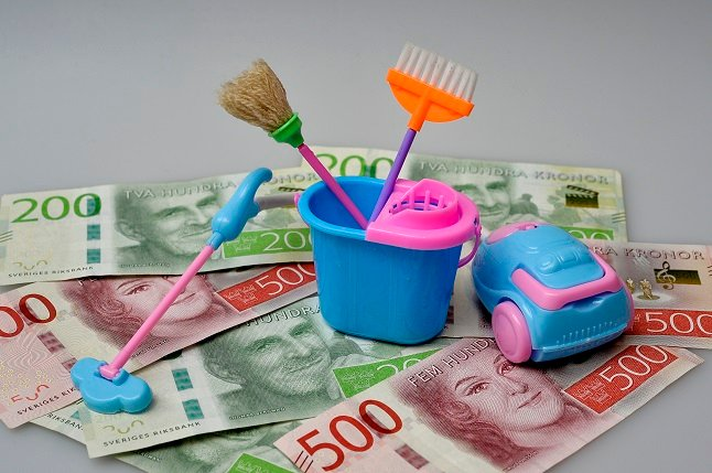 How to get tax deductions on household maintenance in Sweden