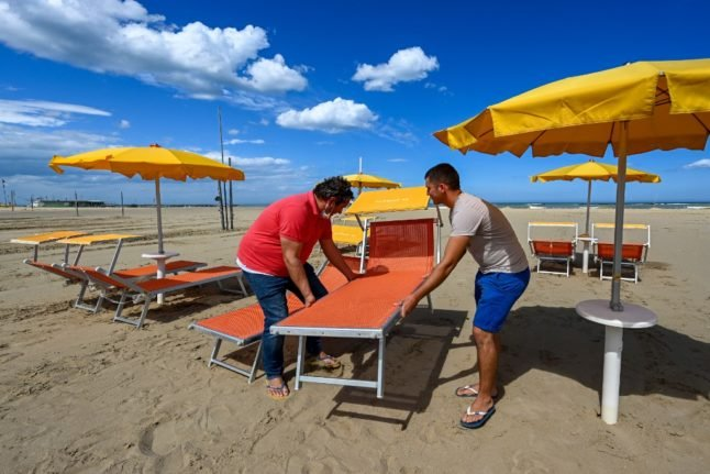 Italy's €500 'holiday bonus' is set to return for summer 2021