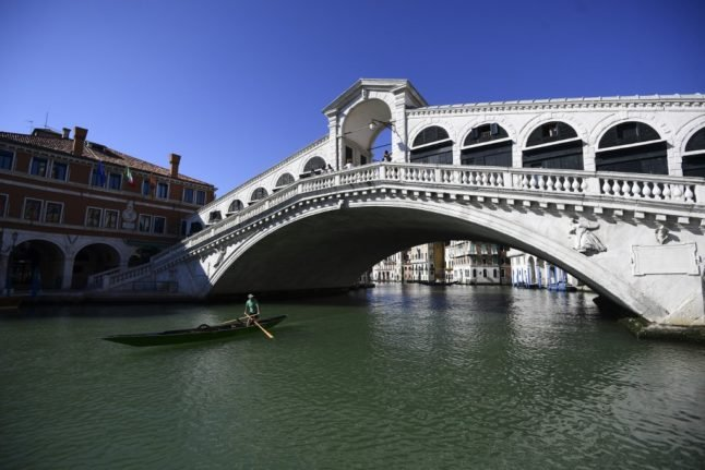 Italy's tourism industry reports €120 billion loss in 2020