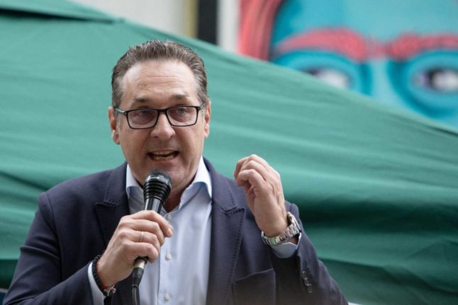 Austria ex-vice-chancellor's corruption trial adjourned