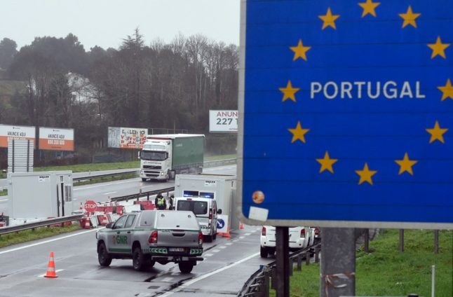 Spain-Portugal border to finally open after three months