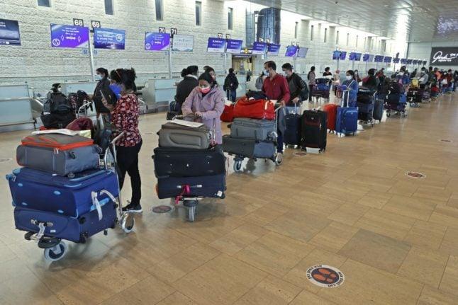Travel: Spain imposes mandatory quarantine on arrivals from India over virus strain fears