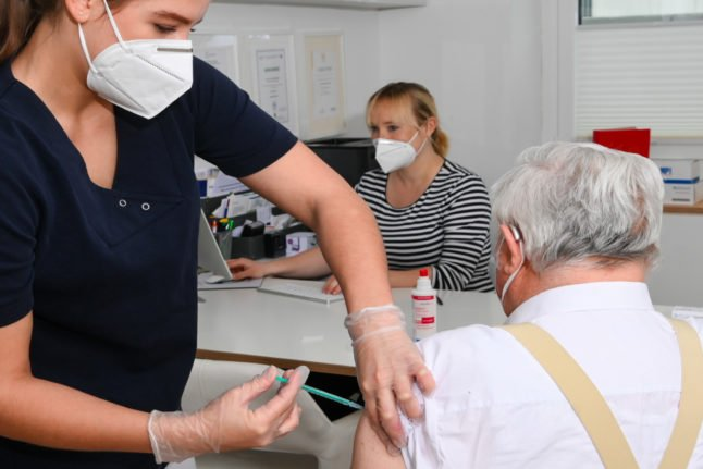 GPs in Germany will soon be able to 'choose the Covid vaccine' they offer patients