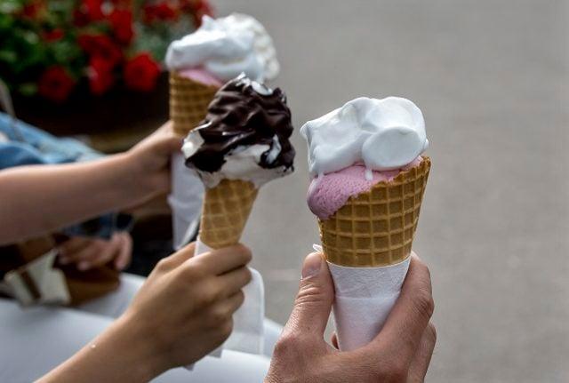 What's up with Sweden's ice cream vans?