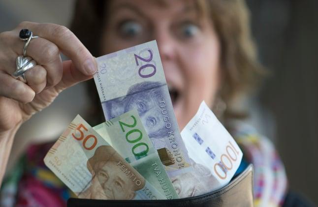 Money, money, money: When will you get your tax refund in Sweden?