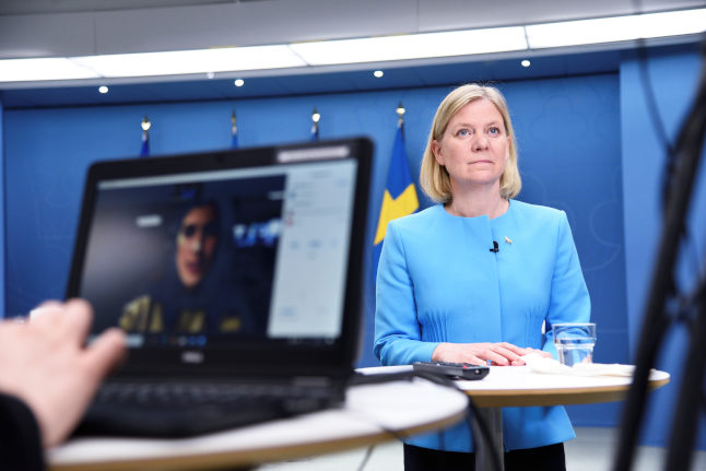 Swedish budget: Billion-kronor bid to boost healthcare in wake of pandemic