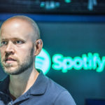 Spotify posts rare net profit as subscribers hit 158 million