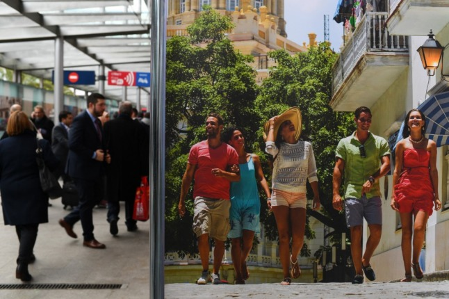 As sign of Spain's reopening, Madrid tourism fair eyes 100,000 visitors next week