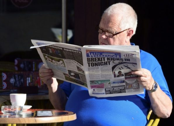 Life after Brexit: What are the issues that worry Brits in Spain the most?