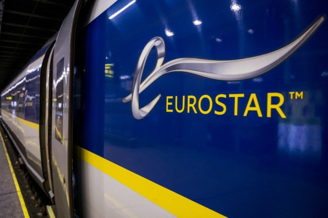 Eurostar secures €290m rescue package to save it from bankruptcy