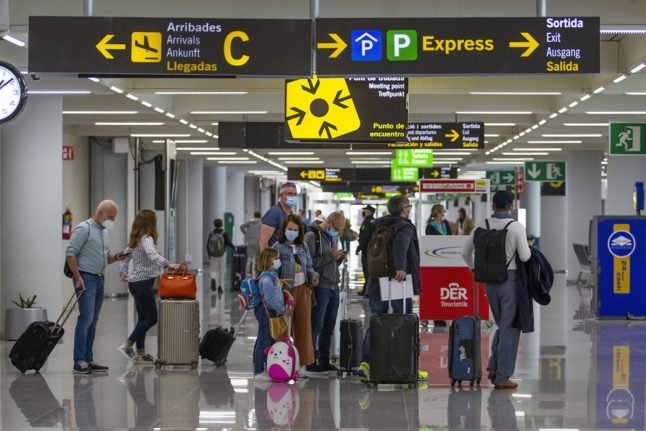 CONFIRMED: Spain doesn't make England's 'green' list for quarantine-free travel