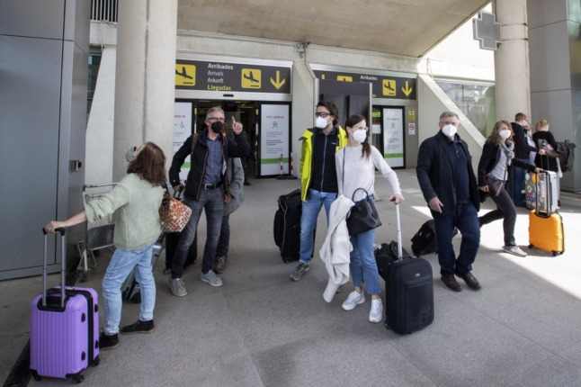 CONFIRMED: Spain to welcome British tourists without PCRs or quarantine from Monday May 24th