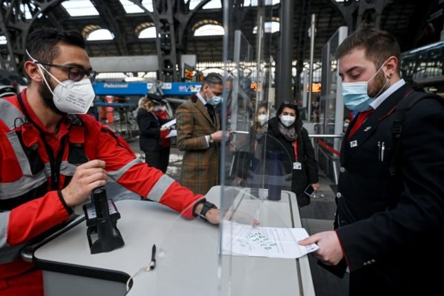 Have your say: Americans – will you travel to Italy if a vaccine passport is required?