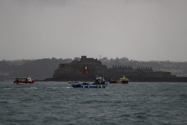 Fishing protests: French police vessels deployed to Jersey as UK sends gunboats
