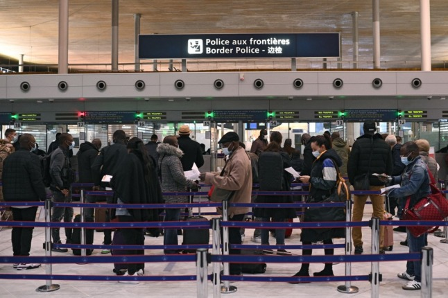 France introduces strict new travel restrictions on arrivals from the UK