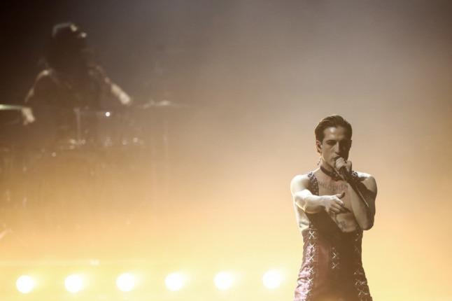 Italian Eurovision winner tests negative for drugs