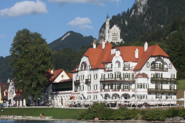 Bavaria plans to open for tourists on May 21st