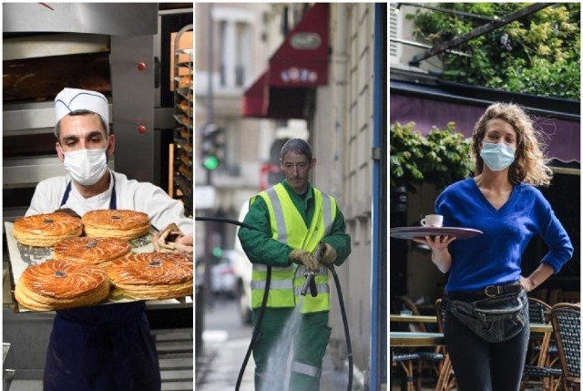 The priority jobs that qualify you for an early vaccine in France