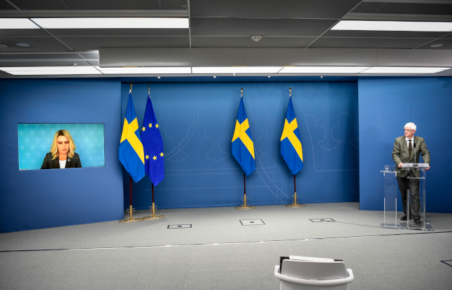 Opinion: One year and one million cases later, Sweden still has a Covid communications problem