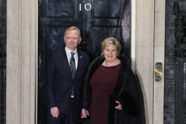 Norway and UK strike post-Brexit trade deal