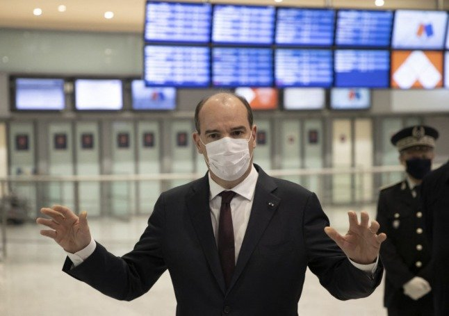 France to lift curfew early and end face mask rule for outdoors