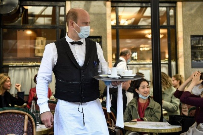 'Last threshold to get back to normality' – French cafés and restaurants prepare to fully reopen