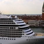 Venice dodges Unesco 'endangered' listing after placing new limit on cruise ships