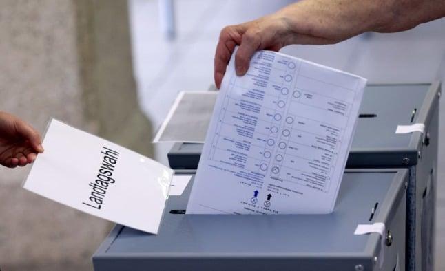 Merkel's CDU faces final test as Germans vote in regional elections