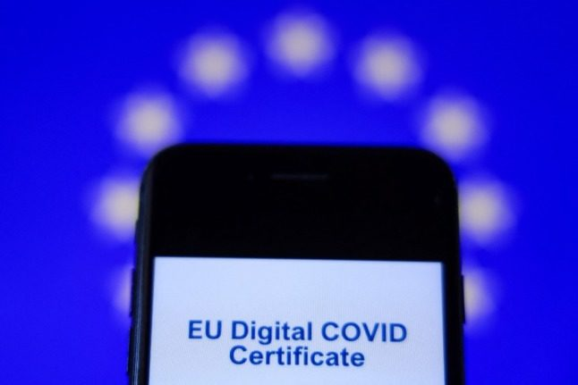 Green pass: Italy launches Covid-19 digital health certificate