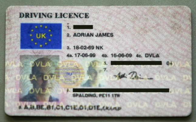 What are the post-Brexit rules about UK driving licences in Austria?