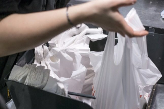 Italy's plastic tax postponed again under new budget plans