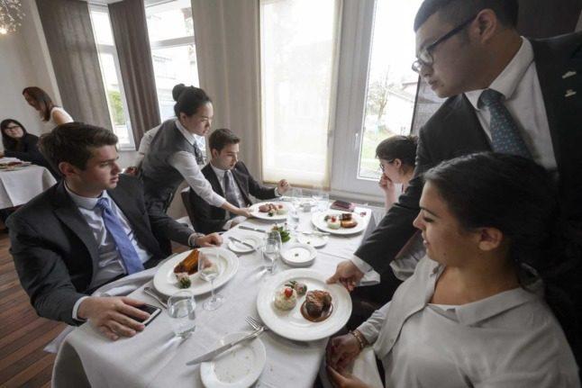 Will Zurich introduce a minimum wage?