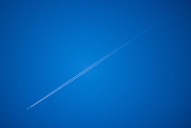 German phrase of the day: Das Blaue vom Himmel versprechen